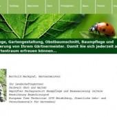 Gärtnermeister Markgraf geprüfter Fachagrarwirt steht für Vertrauen und Berufserfahrung