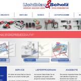 Lichtblau-Scholz – Werkzeug Maschinen für die Steinverarbeitung