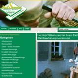 Großes Sortiment an Werkzeug und Maschinen zur Bearbeitung von Naturstein