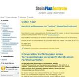 Stein-Plan-Zentrum – Steintechnik – Werkplanung