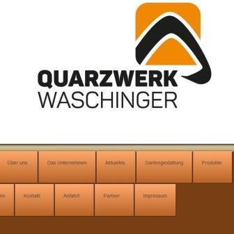 quarzwerk waschinger schotter und splitt f r galabau. Black Bedroom Furniture Sets. Home Design Ideas