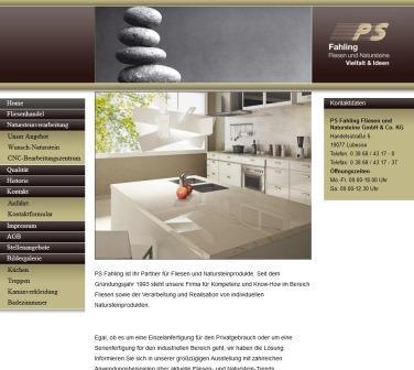 fliesen und naturstein ps fahling l besse naturstein adressen. Black Bedroom Furniture Sets. Home Design Ideas