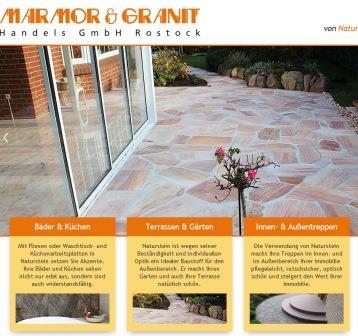 marmor und granit natursteinprodukte natursteinhandel gmbh rostock. Black Bedroom Furniture Sets. Home Design Ideas