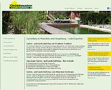gaissmaier-landschaftsbau Fachbetrieb für Natursteinarbeiten.