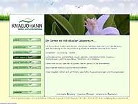 Die Firma Knabjohann Garten- und Landschaftsbau übernimmt von der Beratung Knabjohann übernimmt von der Planung bis hin zur Ausführung sämtliche Arbeiten rund um Ihren Gartenprojekt.