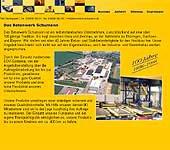 Die Produkte des Betonwerks Schumann unterliegen ständigen Qualitätskontrollen und gewährleisten hohe Qualitätsmerkmale