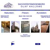 Sachverständigenbüro Olaf Kalläwe – Naturstein – Kunststein