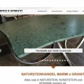 Importeur von Natursteinen, Kunststeine für den Innen und Außenbereich