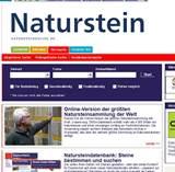 naturstein-Fachportal mit großer Natursteindatenbank - Steinsuche