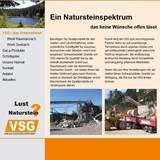 Überall wo besonders hohe Anforderungen an die Standfestigkeit von ungebundenen Tragschichten gestellt werden, wird VSG-Granit aus Seebach zum unverzichtbaren Baustoff.