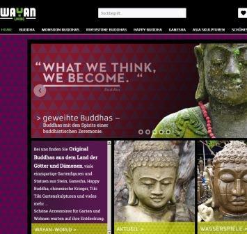 buddhas aus masivem stein aus dem land der g tter von wayan. Black Bedroom Furniture Sets. Home Design Ideas