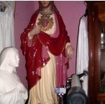 Besucher sind gerne willkommen und es werden auch Praktikumsplaetze angeboten. Das Studio in Connemara steht fuer jeden Kunstinteressierten offen.