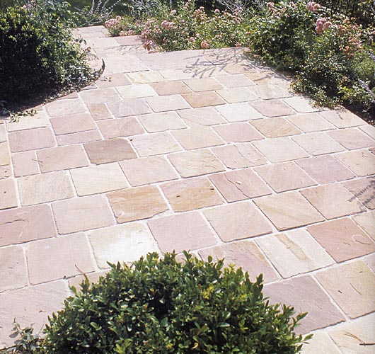 Redstone Terrassenplatten