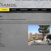 Natursteine aus aller Herren Länder werden bei Gandl für den Fachhändler oder Galabauer angeboten