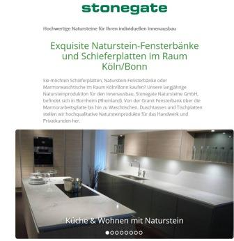 granit fensterb nke oder k chenarbeitsplatten individuell gefertigt von stongegate. Black Bedroom Furniture Sets. Home Design Ideas