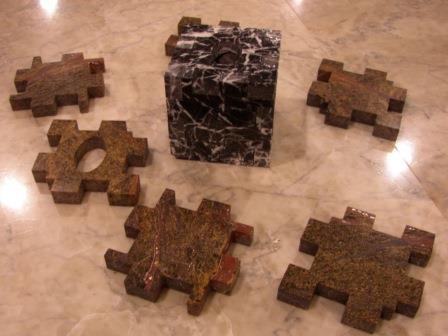 naturstein und werksteinzeug schneiden mit hochdruckwasserstrahl. Black Bedroom Furniture Sets. Home Design Ideas